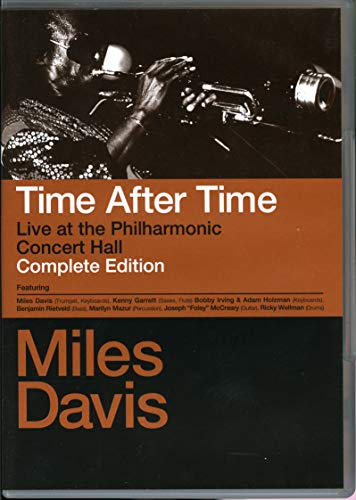 Time After Time: Live at the Philharmonic Concert Hall