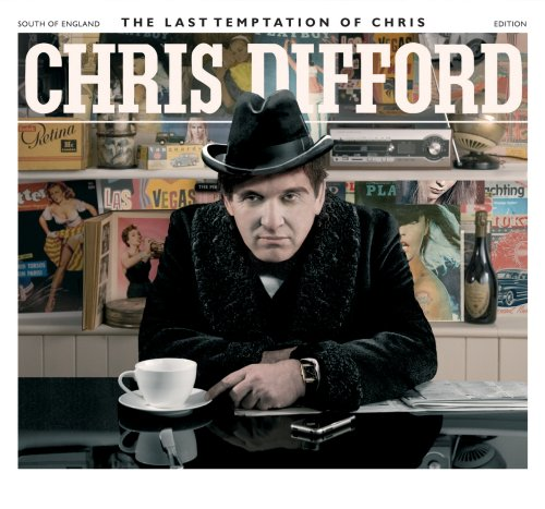 『Last Temptation Of Chris』 Open Amazon.co.jp