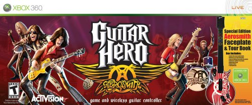 Guitar Hero Aerosmith Bundle