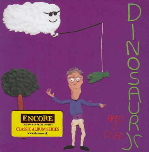 Hand It Over / Dinosaur Jr.