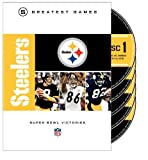 「NFL Greatest Games: Steelers Super Bowls [DVD] [Import]」のサムネイル画像