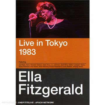 Live in Tokyo 1983 [DVD] [Import]