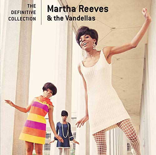 『The Definitive Collection』Martha Reeves & The Vandellas Open Amazon.co.jp