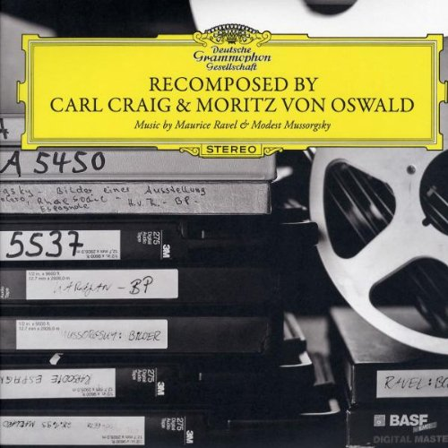 Recomposed By Carl Craig & Mor [12 inch Analog]