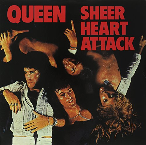Sheer Heart Attack (Ogv) [12 inch Analog]