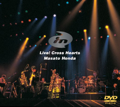 LIVE! CROSS HEARTS [DVD]