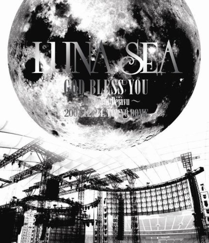LUNA SEA GOD BLESS YOU~One Night Dejavu~2007.12.24      TOKYO DOME Blu-ray(仮)
