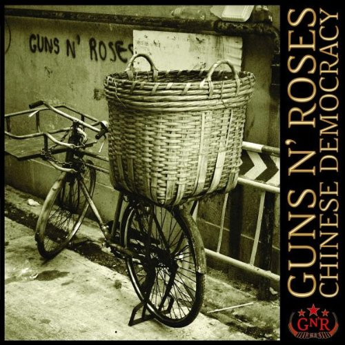 Chinese Democracy (Cover A) (Bb) [12 inch Analog]