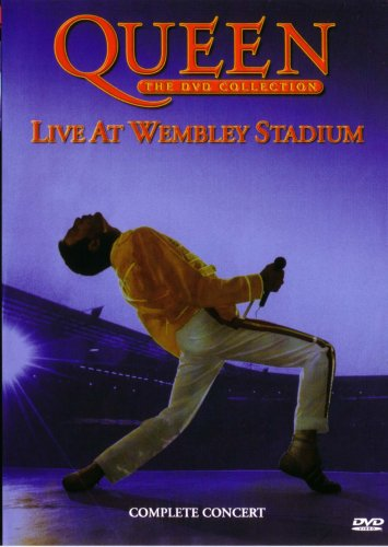 Queen Live At Wembley Stadium 【UA-40】 [DVD]