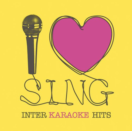 I LOVE SING-INTERNATIONAL KARAOKE HITS-
