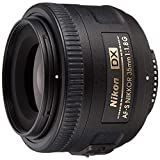 「Nikon 単焦点レンズ AF-S DX NIKKOR 35mm f/1.8G ニコンDXフォーマット専用」のサムネイル画像