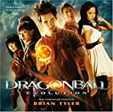 『DRAGONBALL EVOLUTION』 [Original recording] [Soundtrack]