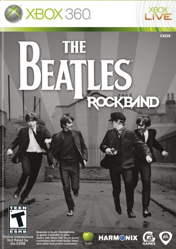 The Beatles: Rock Band (輸入版:北米) - Xbox360