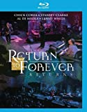 「Return to Forever Live at Montreux 2008 [Blu-ray] [Import]」のサムネイル画像