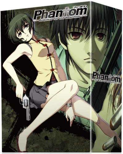 Phantom~Requiem for the Phantom~Mission-1�ڽ������������~�������ӡ� [DVD]