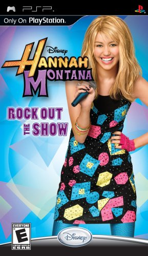 Hannah Montana Rock Out the Show (輸入版:北米) PSP