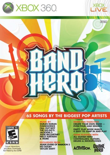 Band Hero (Software Only)(Street 11/17)