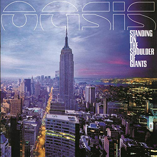 Standing on the Shoulder of Giants [12 inch Analog]