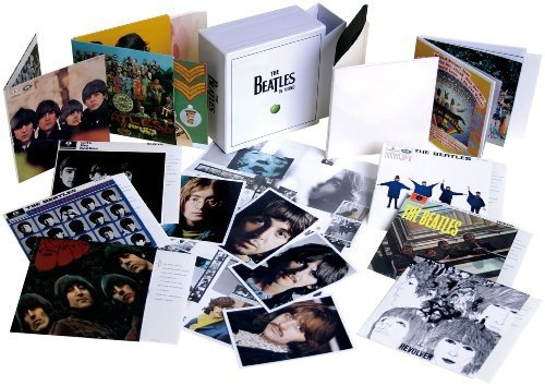 『The Beatles In Mono(BOX SET)【初回生産限定盤】』 Open Amazon.co.jp