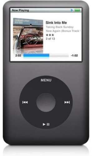 『Apple iPod classic 160GB 最新モデル』 Open Amazon.co.jp