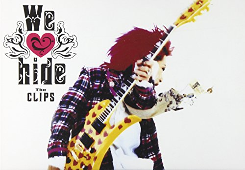We love hide~The Clips~(通常盤)