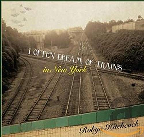 I Often Dream of Trains in New York (W/Dvd) (Dig)