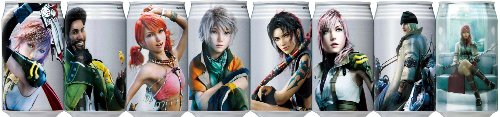 FINAL FANTASY XIII ELIXIR ver.1 350ml×24缶セット
