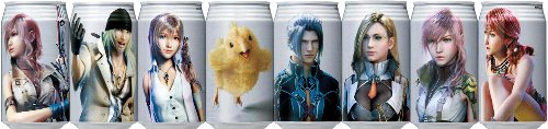 FINAL FANTASY XIII ELIXIR ver.2 350ml×24缶セット