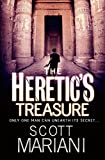 「The Heretic's Treasure (Ben Hope, Book 4) (English Edition)」のサムネイル画像
