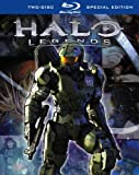 Halo Legends (2枚組) [Blu-ray]
