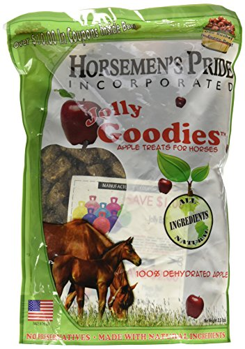 Jolly Pets Apple Goodies, 2.5 lb by Jolly Pets