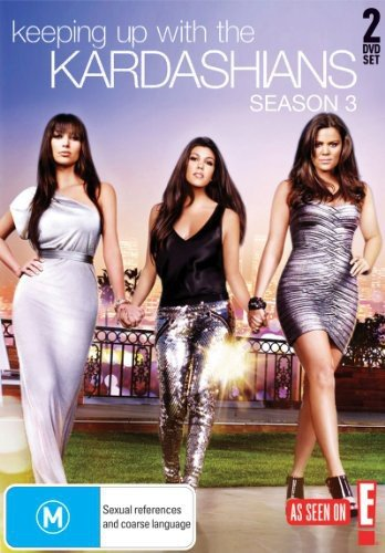 Keeping Up With the Kardashians-Season 3 [DVD] [Import]