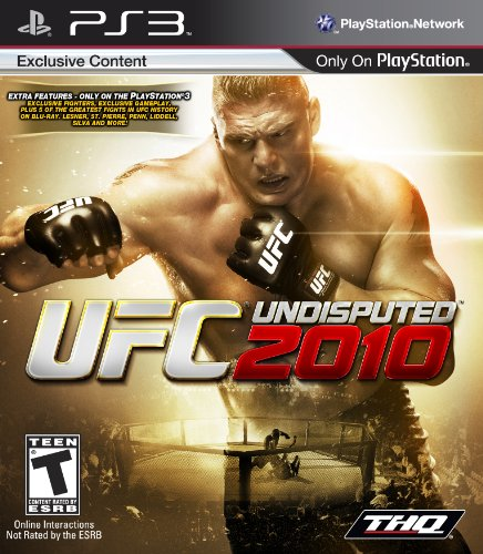 UFC Undisputed 2010 (輸入版:北米・アジア) - PS3