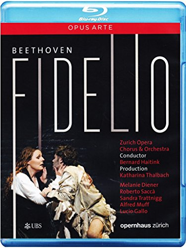 Fidelio [Blu-ray] [Import]