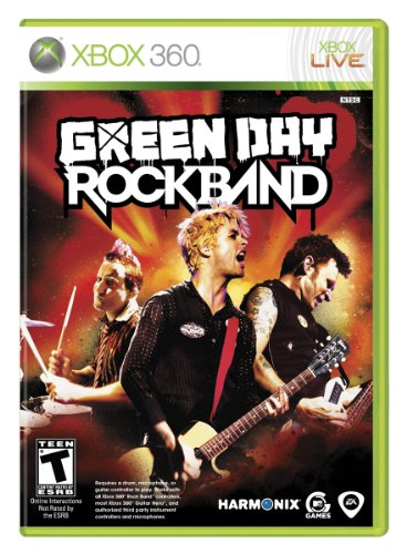 Green Day Rock Band (輸入版)