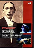 Petrushka / Rite of Spring [DVD] [Import]