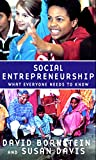「Social Entrepreneurship: What Everyone Needs to Know」のサムネイル画像
