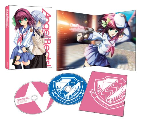AngelBeats! Blu-ray Disc 1