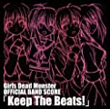 OFFICIAL BAND SCORE 「Keep The Beats!」