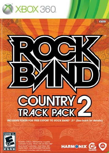 Rock Band Country Track Pack Vol 2 (輸入版:北米) XBOX360