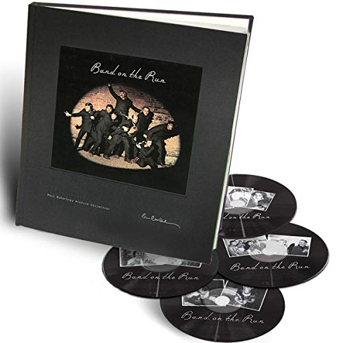 『Band on the Run (DELUXE EDITION) (3CD+DVD)』 Open Amazon.co.jp