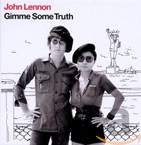 『GIMME SOME TRUTH - A LIFE IN MUSIC』 Open Amazon.co.jp