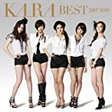 KARA BEST 2007-2010(��������)(DVD��)