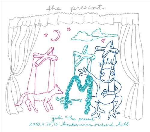 "『YUKI""The Present""2010.6.14,15 Bunkamura Orchard Hall(初回限定盤)』 Open Amazon.co.jp"