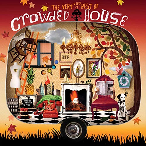 『The Very Very Best of Crowded House』 Open Amazon.co.jp