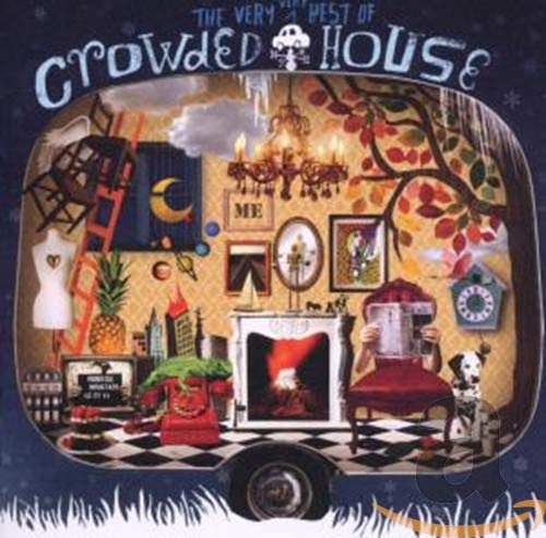 『The Very Very Best of Crowded House: +DVD』 Open Amazon.co.jp