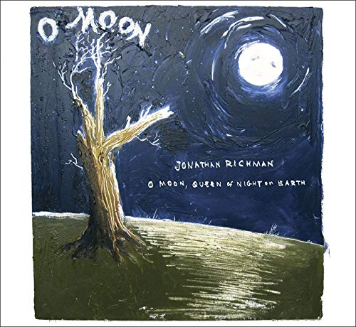 O Moon Queen of Night on Earth