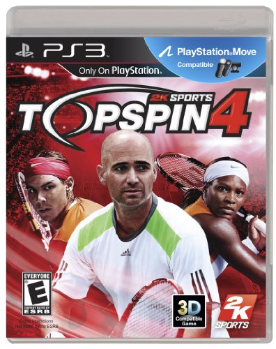 Top Spin 4 (輸入版) - PS3