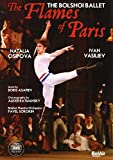 Les Flammes De Paris (Osipova/Savin/Yasilev/Bolshoi Ballet) Includes bonus features [DVD]