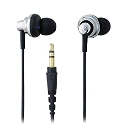 audio-technica CKM Series カナル型イヤホン ATH-CKM77
